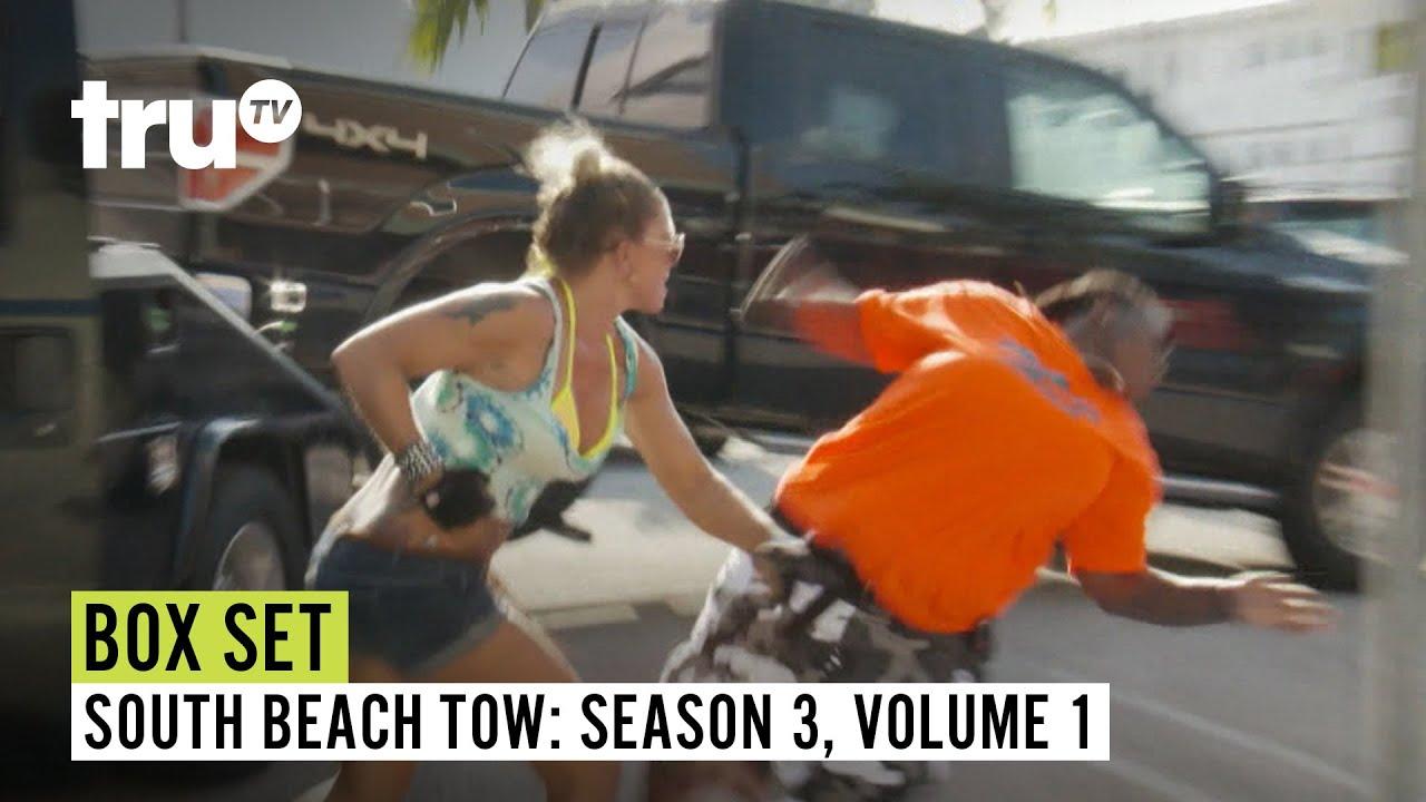 Download South Beach Tow | Season 3 Box Set: Volume 1 | Watch FULL EPISODES | truTV