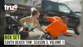 South Beach Tow | Season 3 Box Set: Volume 1 | Watch FULL EPISODES | truTV