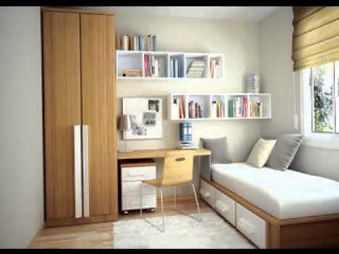 Simple bedroom decorating ideas - YouTube