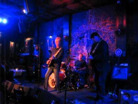 Brian MacDonald Band-Runnin' Hot Tonight 4-27-12.AVI