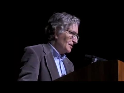 Noam Chomsky - The End of History