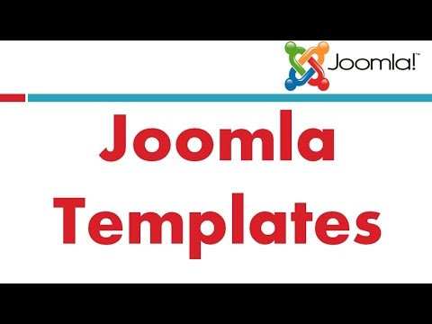 Joomla Templates  | Joomla Hindi Tutorial | Lesson- 11