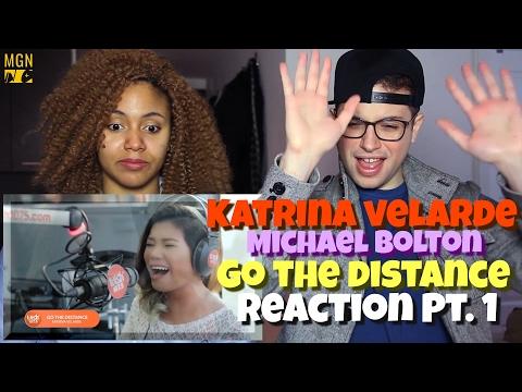 Katrina Velarde - Go The Distance (Michael...