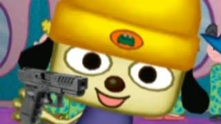 Fish Sandwich But Is Pitched To PaRappa's Voice