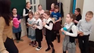 Урок музыки. Песня про зайца!))