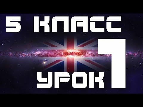 Видеоурок по английскому языку на тему Времена года и