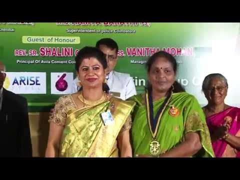 Rotary club of Coimbatore – Aakruthi installation 2016-17 part1