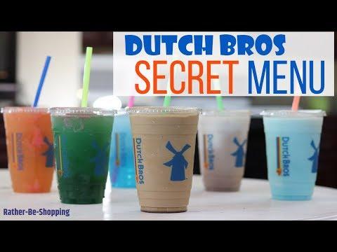 Dutch Bros Secret Menu: We Taste Them For Ya!