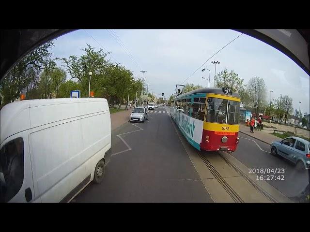 OSP Konstantynów - Scania GCBA 489[E]25 alarmowo do po?aru zabudowa? gospodarczych.