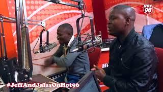 Mchungaji and Mtumishi in studio