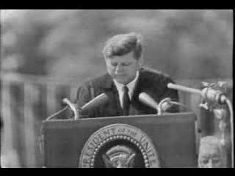TNC:319 (excerpt)  Address at American University, clip 3