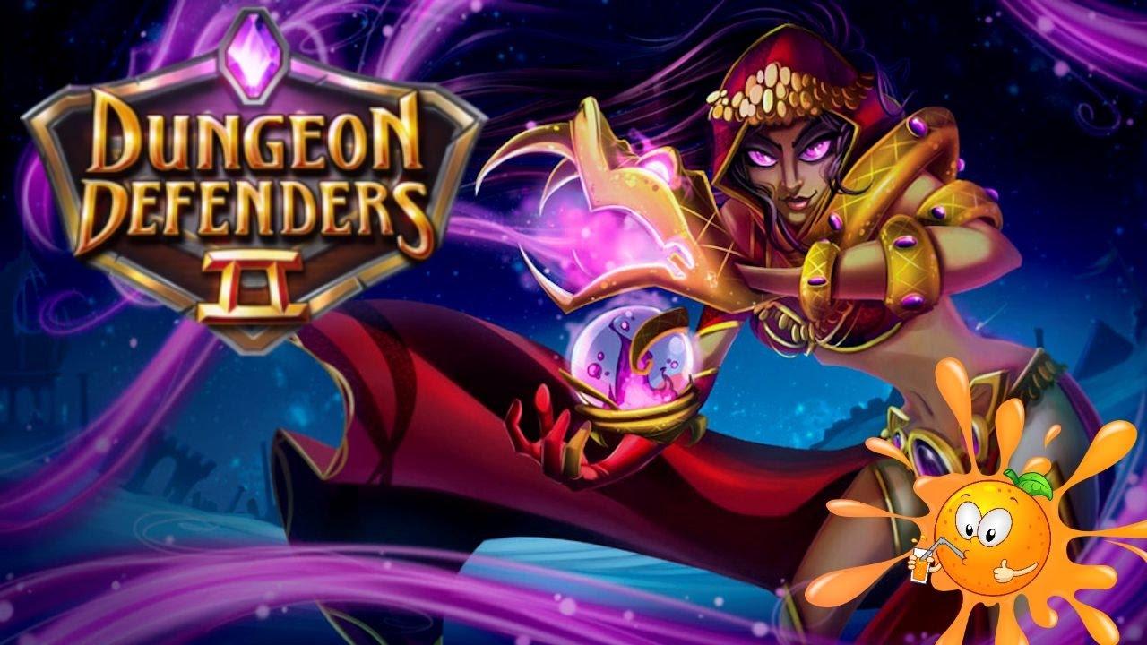 Dungeon Defenders 2 Mystic
