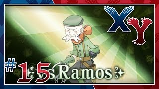 Pokémon X and Y Walkthrough - Part 15: The Withering Love of Gym Leader Ramos
