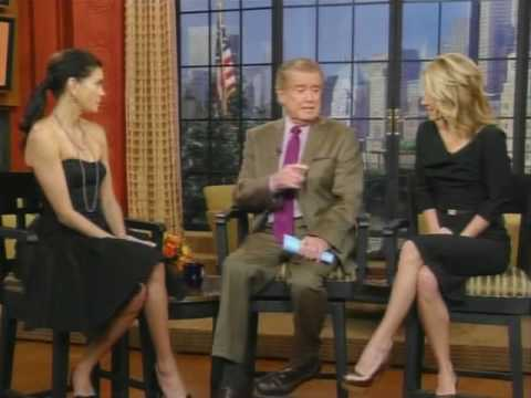 Teri Hatcher - Live with Regis and Kelly (02/02/2009)