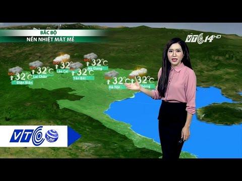 Dự báo thời tiết 03.08.2016: Trung Bộ hết nóng, Nam Bộ mưa dông  | VTC