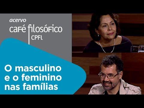 O masculino e o feminino nas famílias  Tai Castilho e Paulo Fernando de Souza