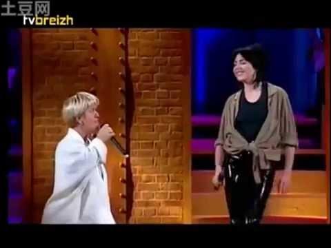 Mimie Mathy et Liane Foly - la chanson des jumelles