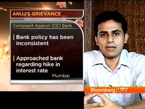 Fight Back Complaint Against Icici Bank