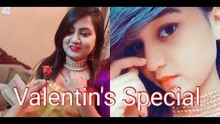 Valentines Special | New Funny Video 2019 | Valentine Special video | Tilka Chowdhury