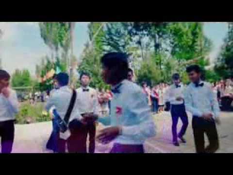 Флешмоб ,13-школы 11 Б-класса .город Жалал-Абад
