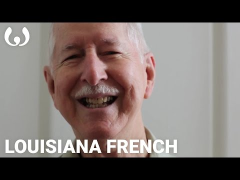 WIKITONGUES: Horace speaking Louisiana French