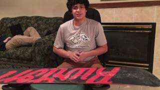 How To Wax Your Snowboard By Emilio Guevara