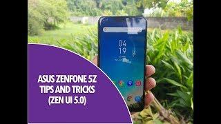 ASUS Zenfone 5Z (Zen UI 5.0) Tips, Tricks and Features