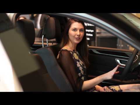 Camille Reviews the 2014 E 350 Sports Sedan
