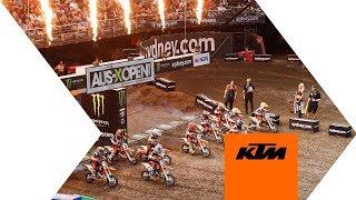 2018 KJSC AUS-X OPEN | KTM