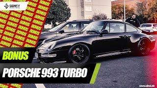 Porsche 993 Turbo mit einer besonderen Historie // Sidney Industries Bonus