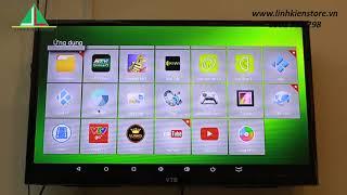 Review android tivi box kiwibox S1 Pro Giá rẻ Chính Hãng