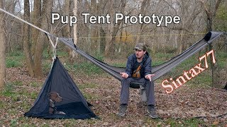Dutchware Pup Tent Sneak Peek (Prototype)