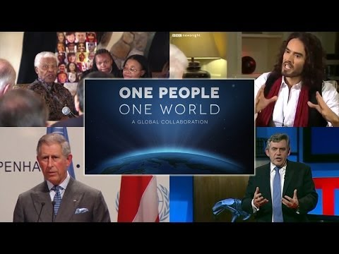 One People One World - A Global Collaboration