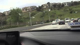 2015 BMW M3 - real test-drive