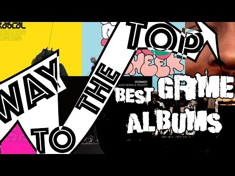 Most Successful GRIME Albums 📈 WAY TO THE TOP | List
