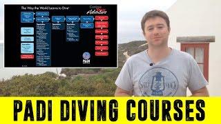 видео Курс Multilevel Diver PADI