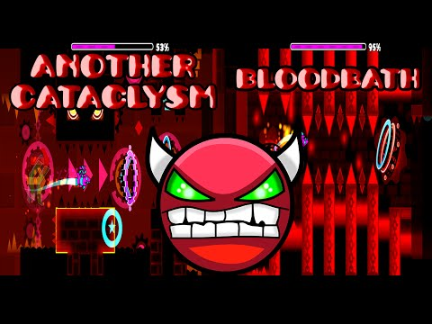 If Another Cataclysm And Bloodbath were combined | Geometry Dash