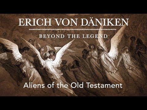 Aliens of the Old Testament– Erich von Däniken: Beyond the Legend