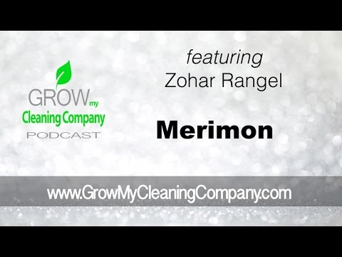 Wanna Start Your Own Cleaning Business? Zohar did- listen in and discover how...