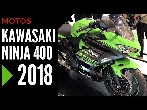 hqdefault - Vídeo: Nova Kawasaki Ninja 400 no Salão Duas Rodas 2017