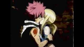Нацу и Люси ... Поцелуй / Natsu and Lucy ... Kiss/Хвост Феи /Fairy tail