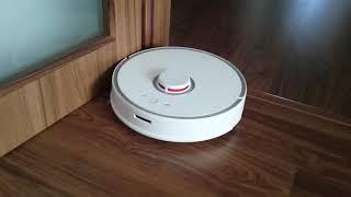 From Gearbest roborock S50 Smart Robot Vacuum Cleaner - WHITE ROBOROCK Test