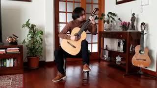 Luis Alejandro Garcia (EuroStrings Artist): online concert