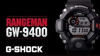CASIO G-SHOCK RANGEMAN GW-9400 product video(GW-9400機能訴求VIDEO GW9400 product appeal video http://world.g-shock.com/asia-mea/en/ http://www.casio-intl.com/asia-mea/en/wat/ □G-SHOCK ..., 2013-10-10T00:07:41.000Z)