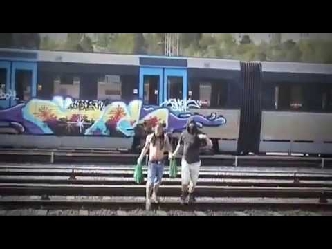 Stockholm Subway Stories - Full Graffiti Movie