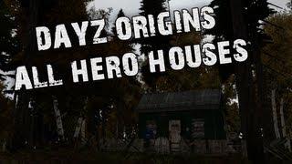 Dayz Origins Hero House Lvl 1, 2 And 3 [ger]