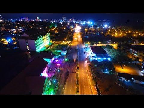 Night View | Ladang & Batu Burok | Kuala Terengganu | April 2018