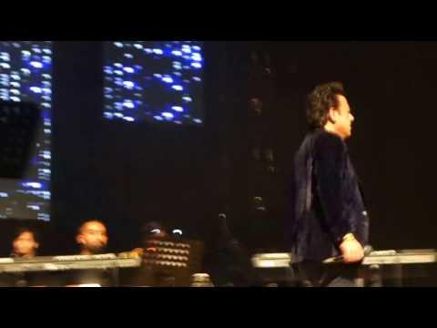 Adnan Sami Live Concert Leicester Aye Udi Udi Udi & Gela Gela