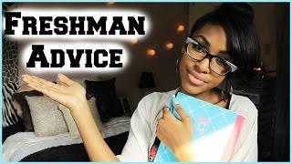Freshman Advice & Tips! (Survival Guide) Thumbnail
