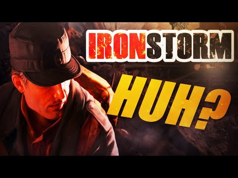 Iron Storm the WW1 game you never heard of |
